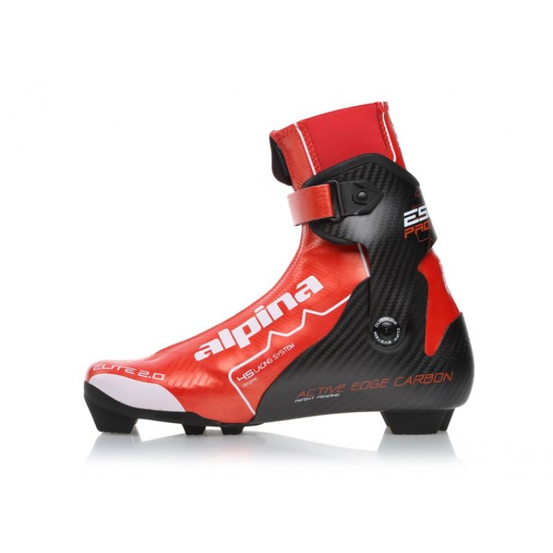 033500a6 Лыжные ботинки Alpina NNN ESK 2.0 5142-1/7 для конькового хода ...