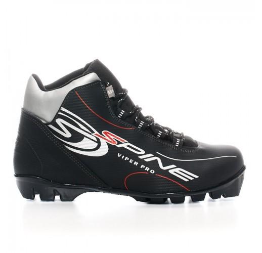 Ботинки лыжные SPINE NNN VIPER (черный)  251