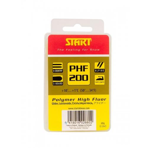 Мазь скольжения START PHF200 Yellow (+10°…+1°), 60 g