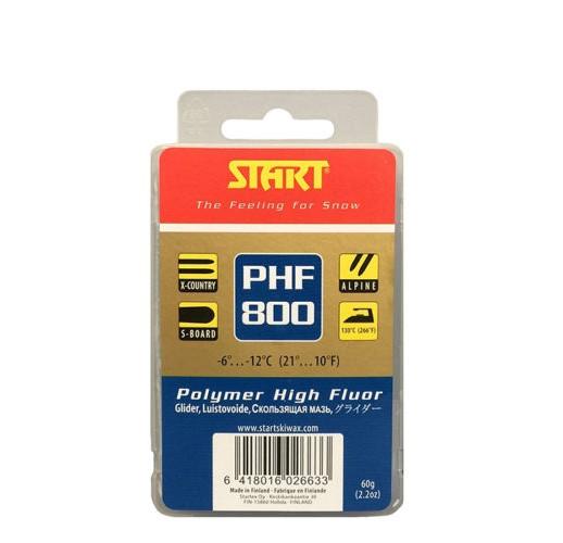 Мазь скольжения START PHF800 Blue (-6°…-12°), 60 g
