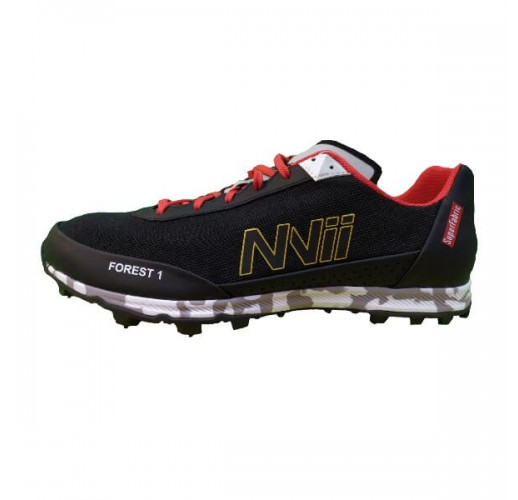 Шиповки NVII NVII FOREST 1 BLACK/GOLD/RED