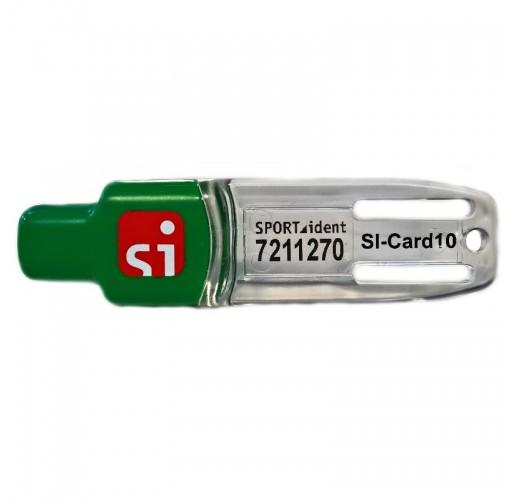 Чип SI-Card 10 (128 отметок)